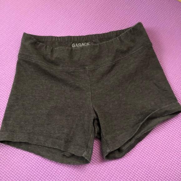 Garage shorts gym booty poshmark